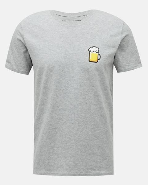 Sivé tričko ZOOT Original
