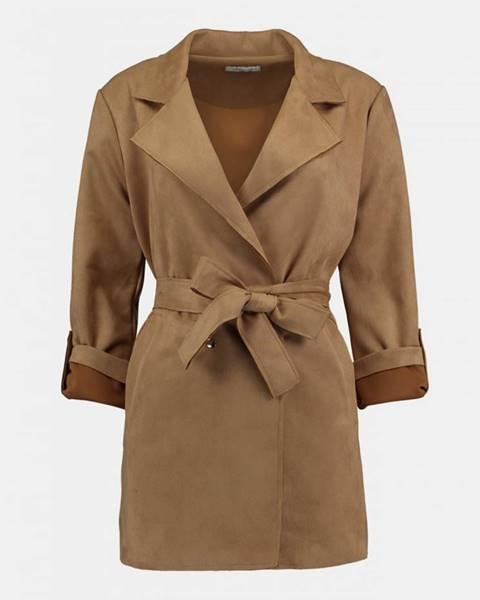 Svetlohnedý kabát Haily´s