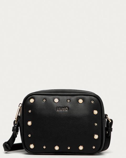 Čierna kabelka Liu Jo