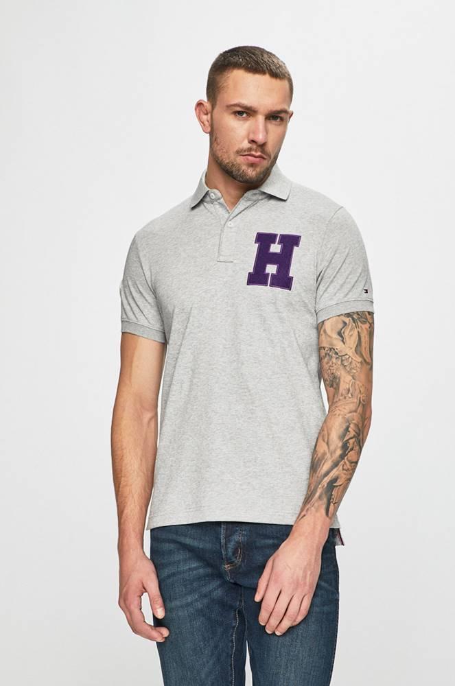 Tommy Hilfiger Tommy Hilfiger - Pánske polo tričko