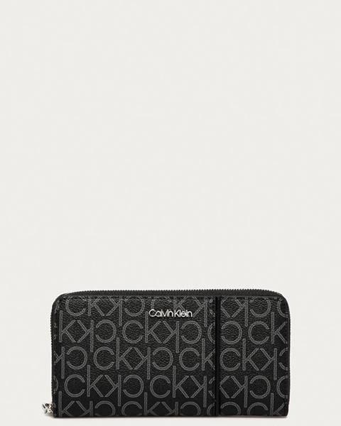 Sivá peňaženka Calvin Klein
