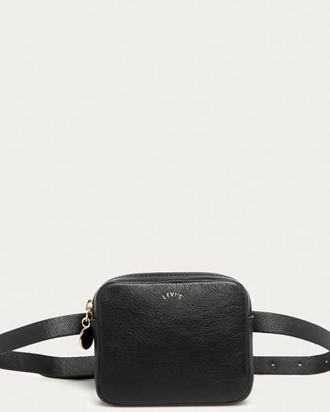 Čierna kabelka Levi's