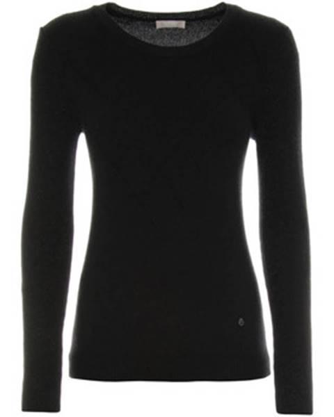 Čierny sveter Nero Giardini