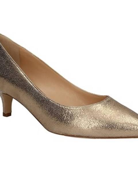 Zlaté balerínky Grace Shoes