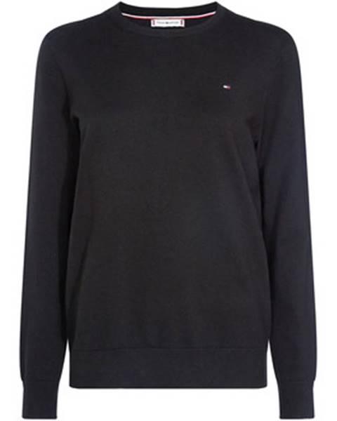 Čierny sveter Tommy Hilfiger