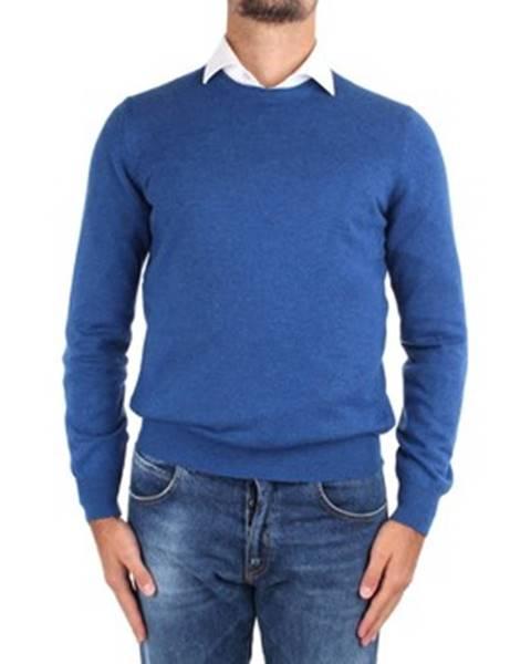 Modrý sveter Barba Napoli