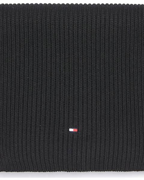 Čierna šatka Tommy Hilfiger