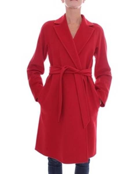 Červený kabát Max Mara