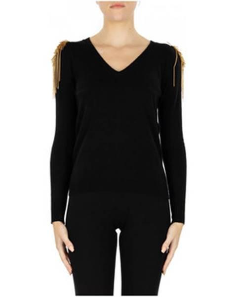 Čierny sveter Odi Et Amo