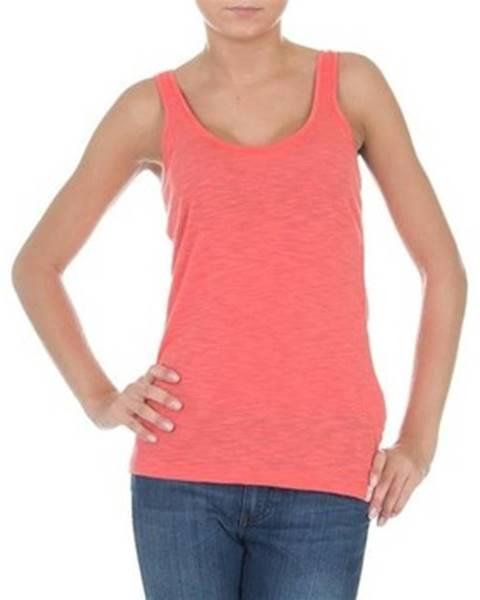 Ružové tričko Wrangler