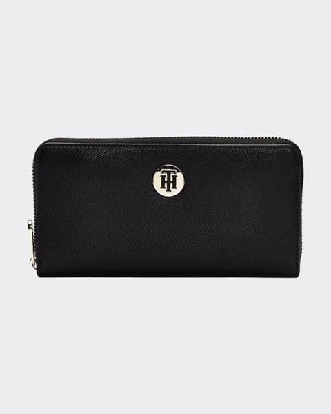 Čierna peňaženka Tommy Hilfiger