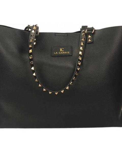 Čierna kabelka La Carrie