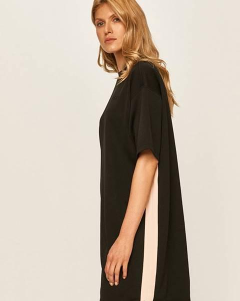 Čierne šaty DKNY