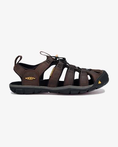 Hnedé sandále Keen