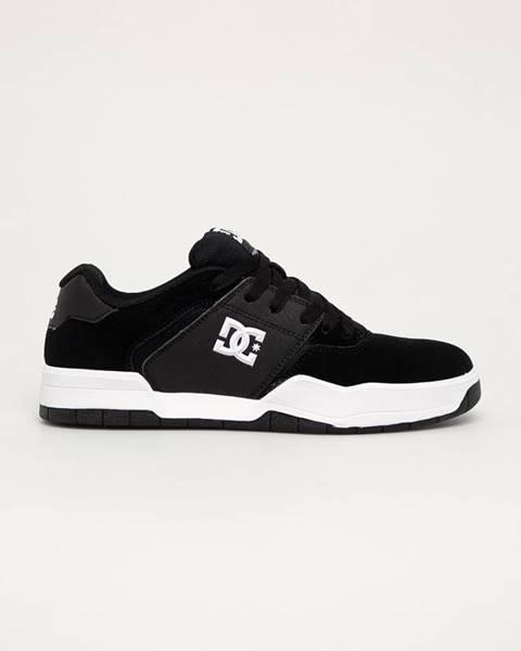 Čierne topánky DC