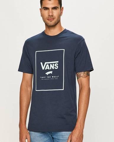 Tmavomodré tričko Vans