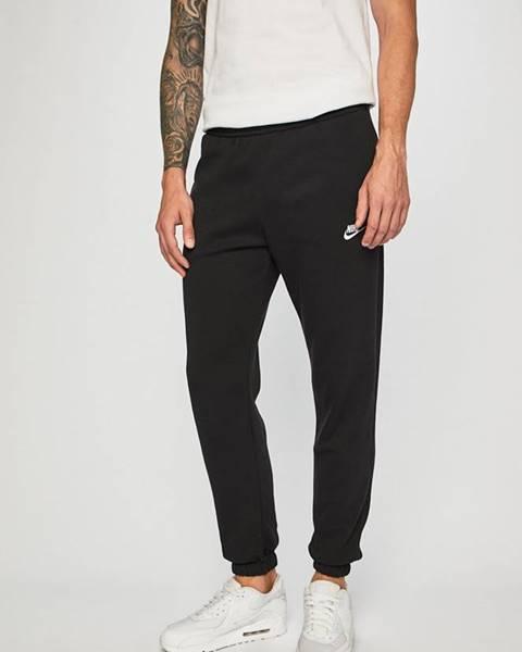 Čierne nohavice Nike Sportswear