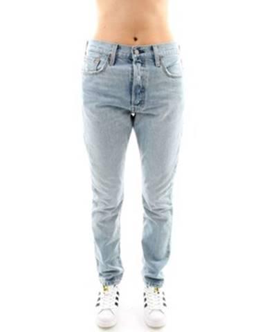 Modré nohavice Levis