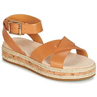 Sandále Clarks  BOTANIC POPPY