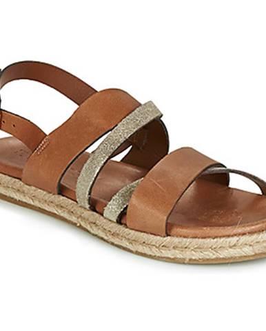 Hnedé sandále Pataugas