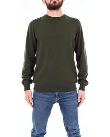 Zelený sveter John Richmond
