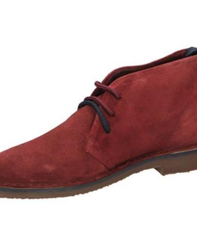 Červené topánky Submariine London