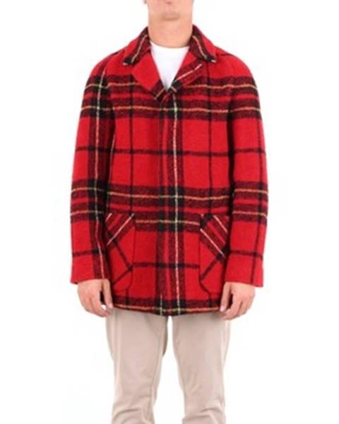 Viacfarebný kabát Hevò