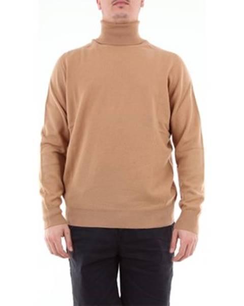 Béžový sveter Drumohr