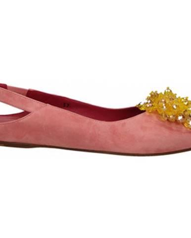 Ružové balerínky 181