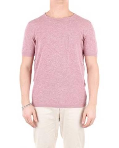 Ružové tričko Heritage