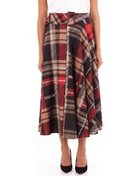 Viacfarebná sukňa 1 One