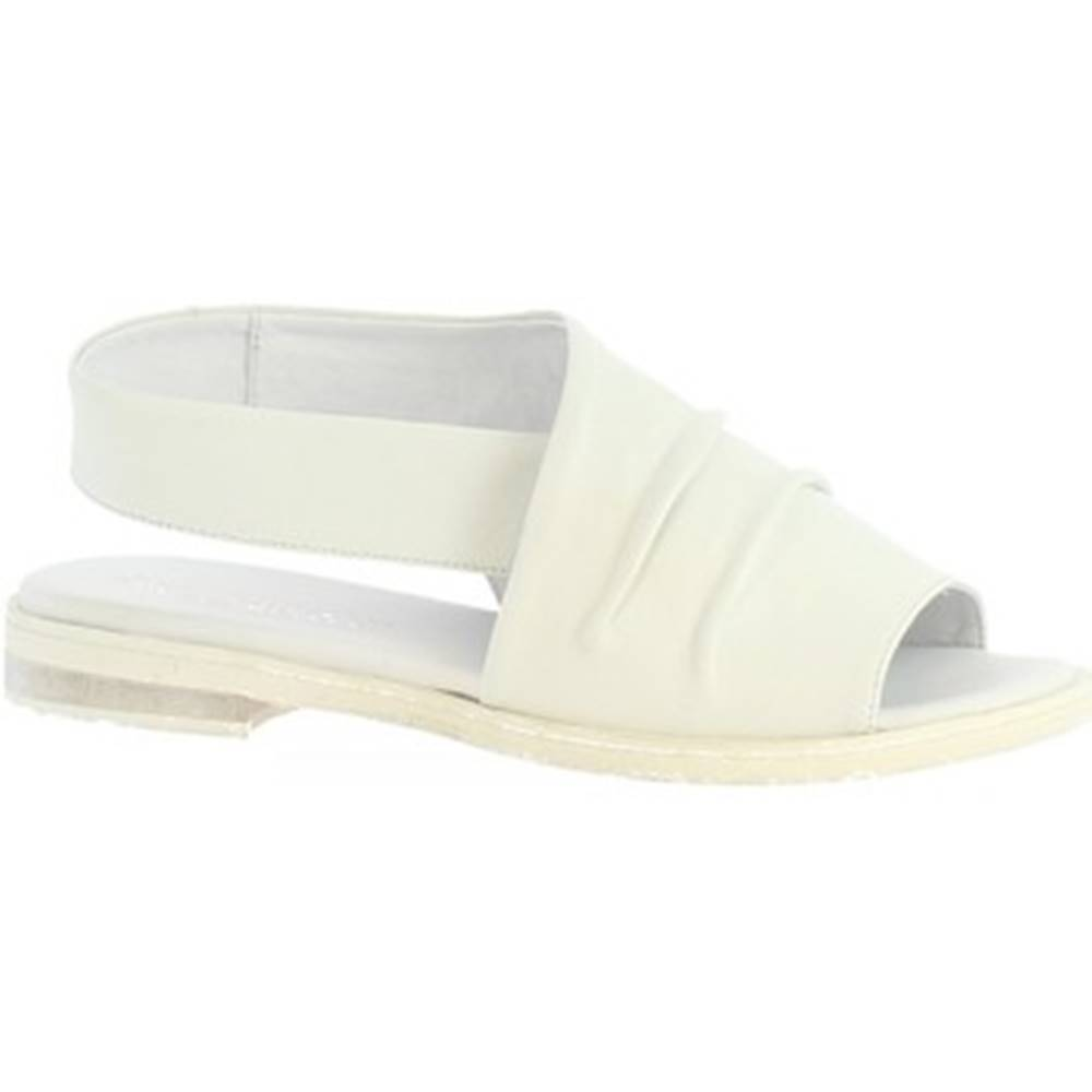 Leonardo Shoes Sandále Leonardo Shoes  LISA 02 NAPPA OFF WHITE