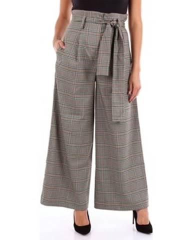 Viacfarebné nohavice Guardaroba