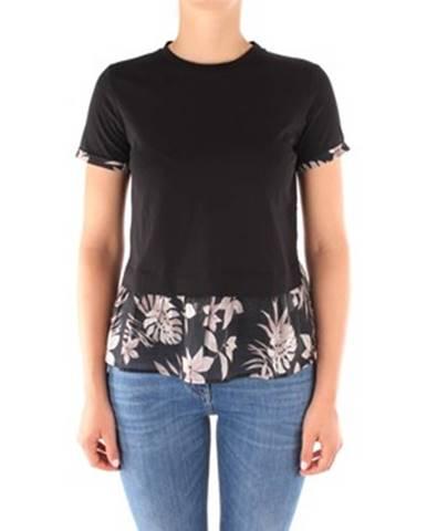 Čierne tričko Marella