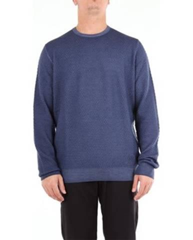 Modré tričko Barba Napoli
