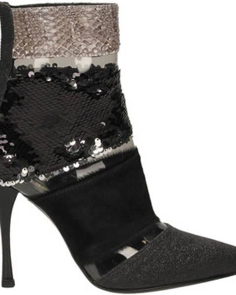 Čierne topánky Ororo