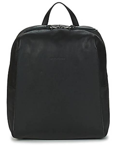 Čierny batoh Sabrina