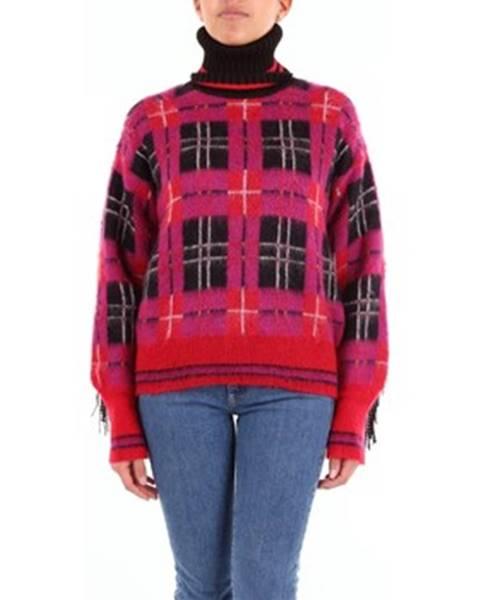 Viacfarebný sveter Frankie Morello