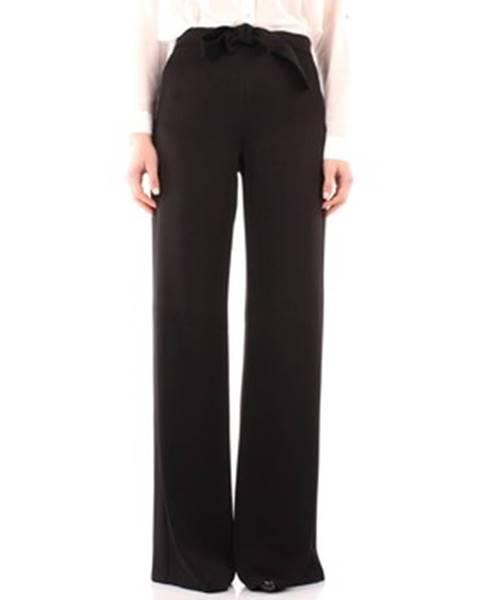Čierne nohavice Marella