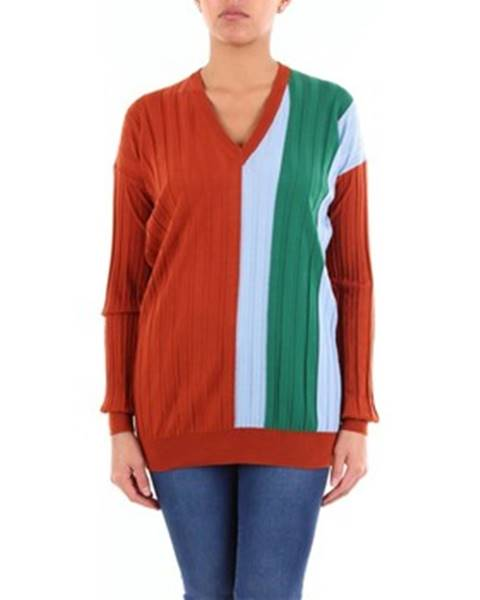 Viacfarebný sveter Plan C