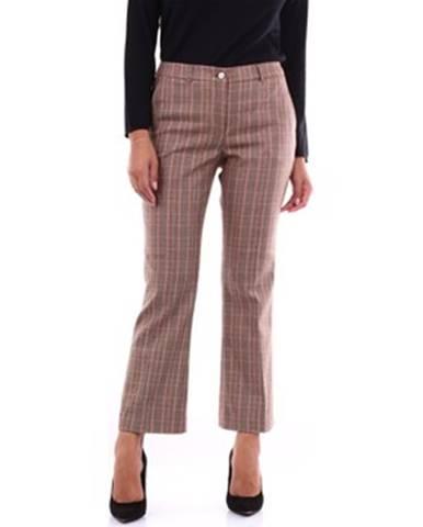 Viacfarebné chino nohavice Pt Torino