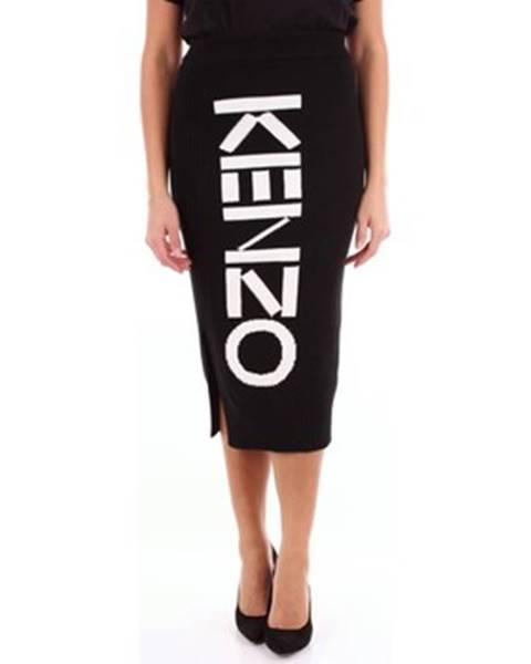 Viacfarebná sukňa Kenzo