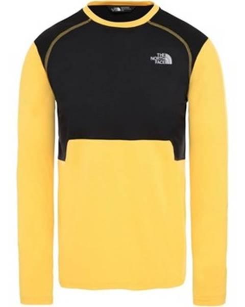 Žlté tričko The North Face