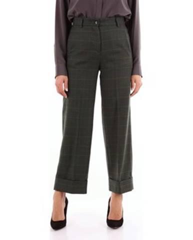 Viacfarebné chino nohavice Brag-Wette