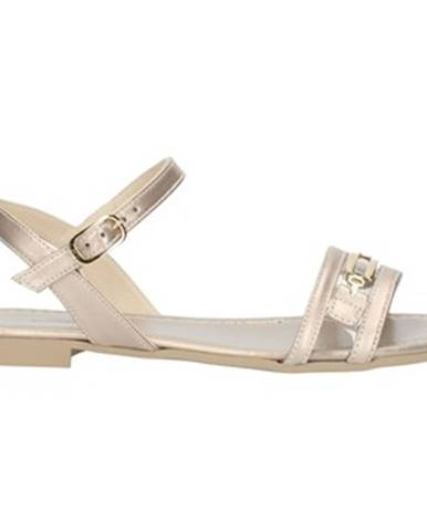 Ružové sandále Nero Giardini