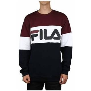 Mikiny Fila  Straight Blocked Crew