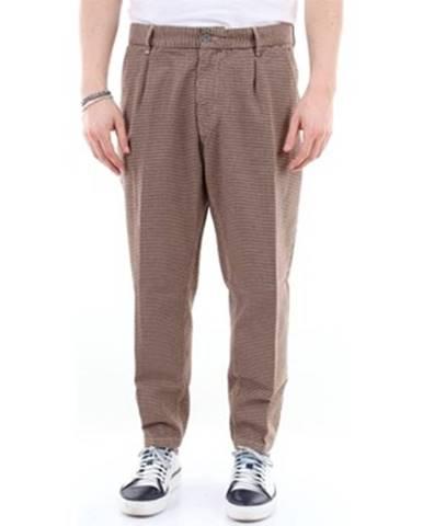 Viacfarebné nohavice Haikure
