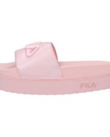 Ružové sandále Fila