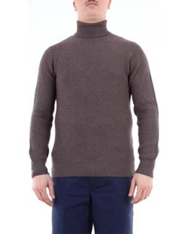 Hnedý sveter Gran Sasso