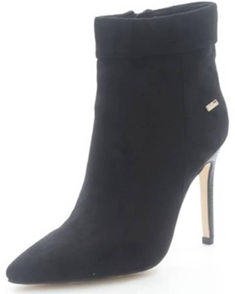 Čierne topánky Rocco Barocco